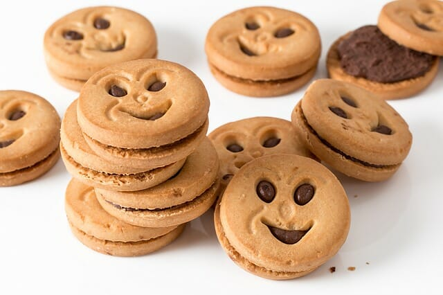 GI値クッキー画像