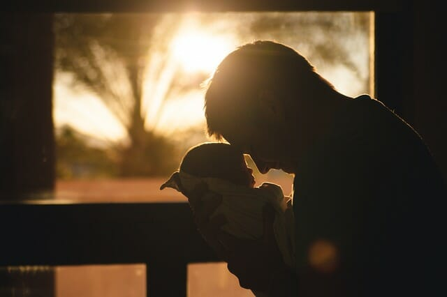 赤ちゃん子宝画像